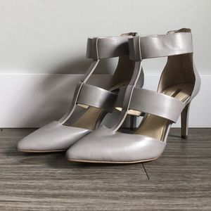 BCBGen x Town Shoes Caged Heels